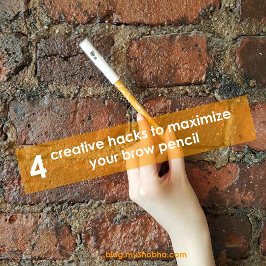 Creative Hacks to Maximize Your Brow Pencil
