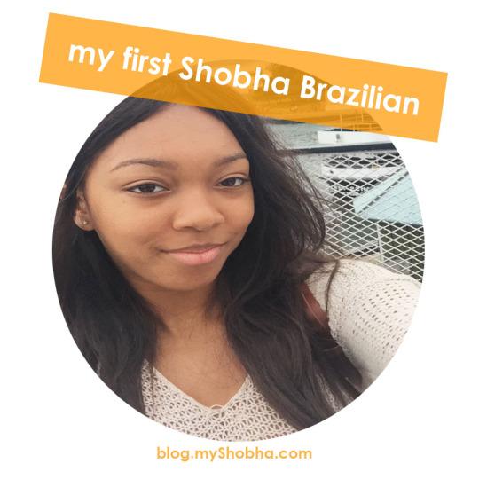 first brazilian wax