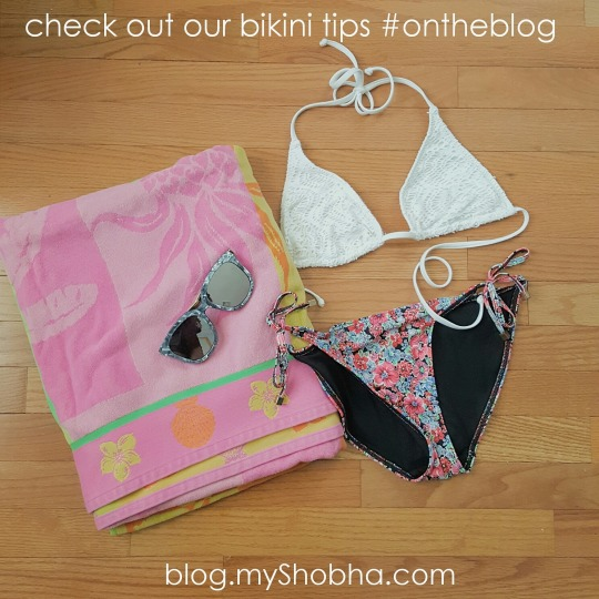 bikini tips