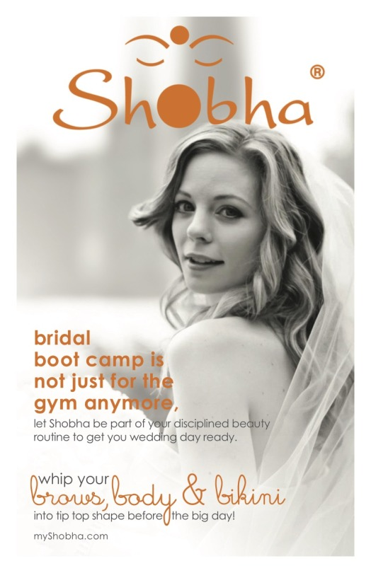 shobha bridal camp by district weddings