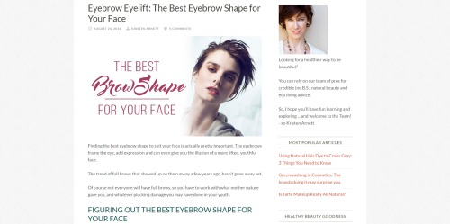 eyebrow eyelift the best eyebrow shape for your face