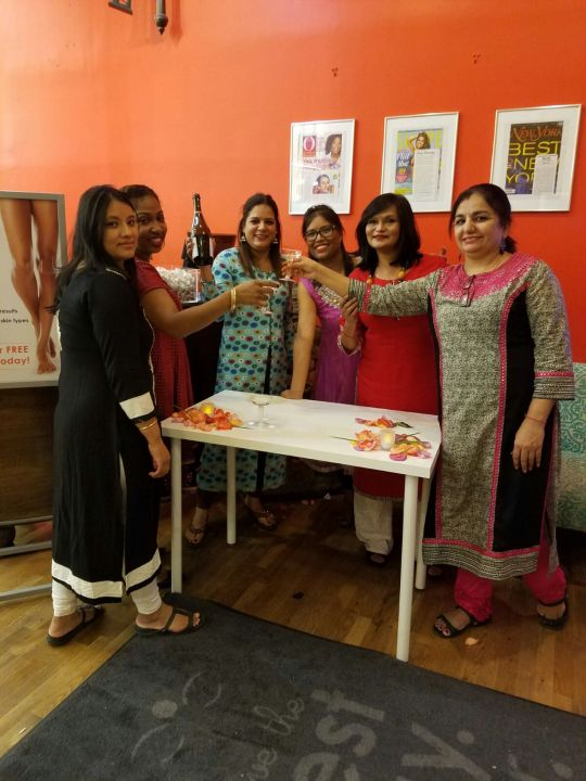 Shobha Diwali Celebration 2016 SoHo