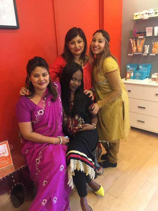 Shobha Diwali Celebration 2016 Columbus Circle