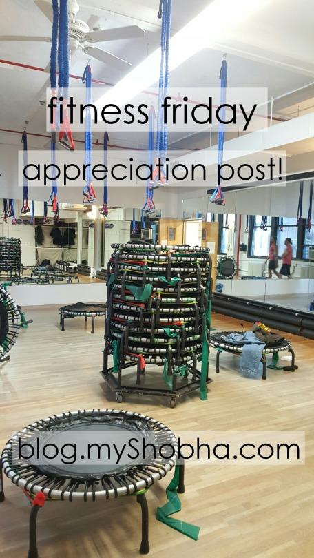 fitness friday appreciation post