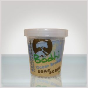 bodhi soap scrub ocean breeze